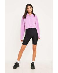 Urban Outfitters - Uo Black Cycling Shorts - Womens Xs - Lyst