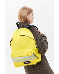 Eastpak Padded Pak'r® Reflective Backpack - Yellow