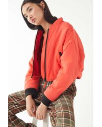 Urban Outfitters Uo Timber Creek Jacket In Blue Lyst