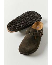 Birkenstock - Boston Soft Footbed Clog - Lyst