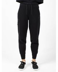 Nike Pantaloni Tech Fleece - Nero