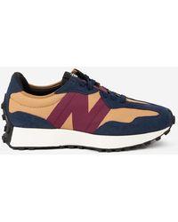 New Balance 327 Sneakers - Blu