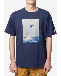 Nike - T-shirt Sportswear Reissue - Lyst
