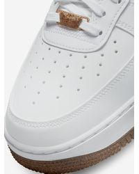 Nike Air Force 1 '07 LV8 Ruhbarb Sneakers - Bianco