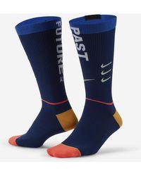 Nike Calze Spark Lightweight A.i.r. Kelly Anna London - Blue