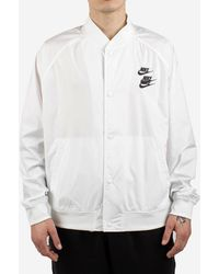 Nike Giacca Sportswear - White