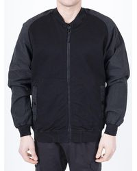 Stone Island Shadow Project Giacca Bomber - Black