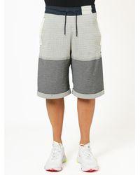 Nike Shorts in cotone - Grigio