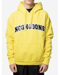 Noon Goons Felpa Club 9 - Yellow