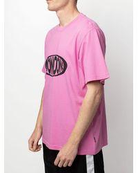 Noon Goons T-shirt Logo - Pink