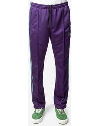 Needles Track Pants - Purple