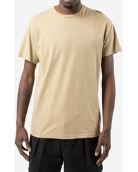 COLORFUL STANDARD T-shirt in cotone - Neutro