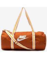 Nike Borsa Heritage - Marrone