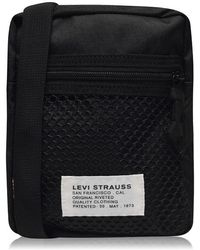 Levi's Levis Mesh Crossbody Bag - Black