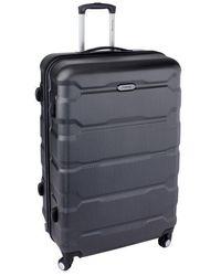 Firetrap Hard Suitcase - Black