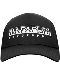 Napapijri - Framing 1 Baseball Cap - Lyst