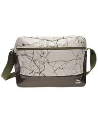 PUMA Originals Reporter Bag - Metallic