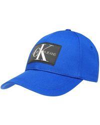 Calvin Klein - Monogram Cap - Lyst