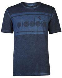 b033fd56 Spectra T Shirt Mens - Blue