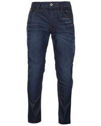 G-Star RAW - Raw Blades Tapered Jeans - Lyst