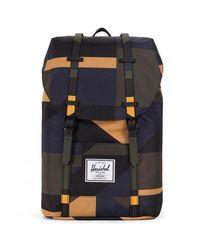 Herschel Supply Co. - Supply Co. Arrowwood Frontier Geo Retreat Backpack Men's Backpack In Multicolour - Lyst
