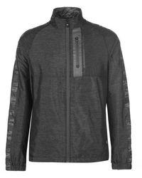 Skechers Relay Jacket Men's Tracksuit Jacket In Black
