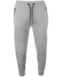 Firetrap Fabric Womens Embroidered Joggers