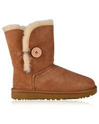 46ba6afcb0b Button 2 Boots - Brown