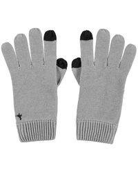 Jack Wills Elwyn Touch Screen Gloves - Gray
