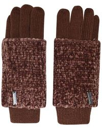 Firetrap 2in1 Glove Ld94 - Brown