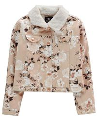 Firetrap - Lined Denim Jacket Junior Girls - Lyst