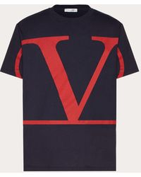 Valentino - Vlogo Signature Tシャツ - Lyst