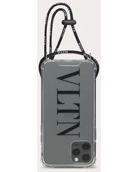 Valentino Garavani Carcasa Vltn Para Iphone 11 Pro Max - Multicolor