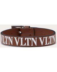 Valentino Garavani Armband Vltn - Braun