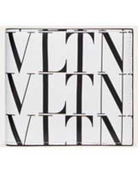 Valentino Garavani Vltnタイムズ ウォレット - マルチカラー