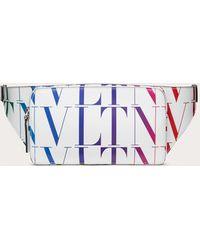 Valentino Garavani - Vltnタイムズ レザー ベルトバッグ - Lyst