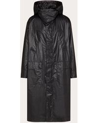 Valentino パーカ フード付き コレクション - ブラック