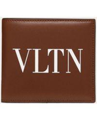 Valentino - Vltn ウォレット - Lyst