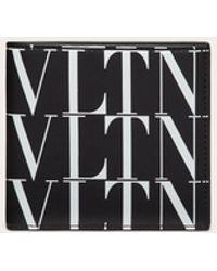Valentino Garavani - Vltn Times ウォレット - Lyst