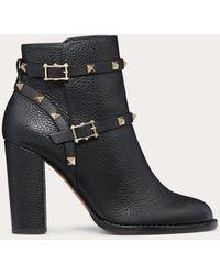 Valentino Garavani Valentino Garavani Rockstud Boots - Black