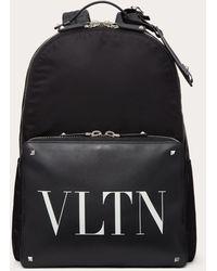 Valentino Garavani Vltn バックパック - ブラック