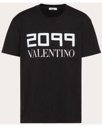 Valentino 2099 T-shirt - Black
