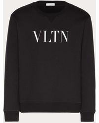 Valentino - Valentino スウェットシャツ クルーネック Vltn - Lyst