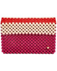 Lucy Folk - Rioja Cocktail Clutch - Lyst