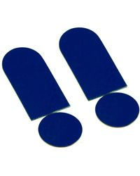 Uncommon Matters | Inversion Midnight Blue Earrings | Lyst