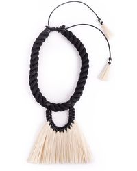 Caralarga | Fantasma Sencillo Necklace | Lyst
