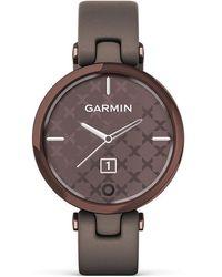 Garmin Smartwatch Lily - Braun