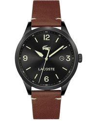 Lacoste Herenhorloge - Zwart