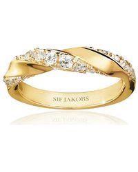 Sif Jakobs Jewellery Damesring - Metallic