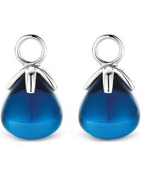 Ti Sento Milano Hangers - Blauw